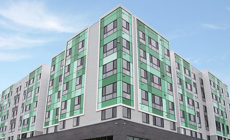 Image of KaP Architecture apartment building